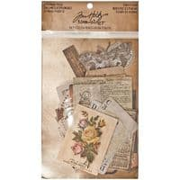 Tim Holtz - Idea-ology - Ephemera - Thrift Shop